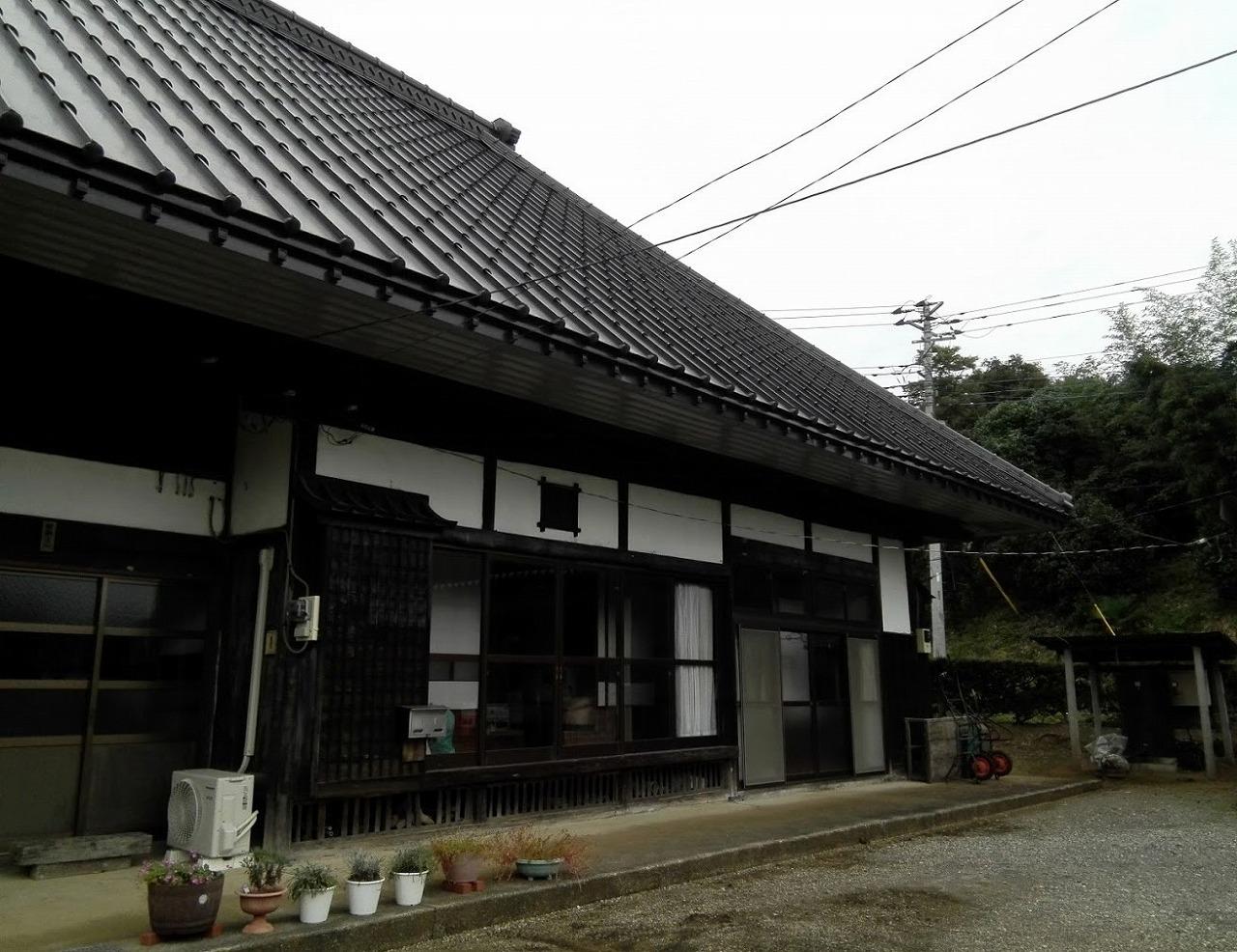 築150年 次の世代に住み継ぐ平屋の家