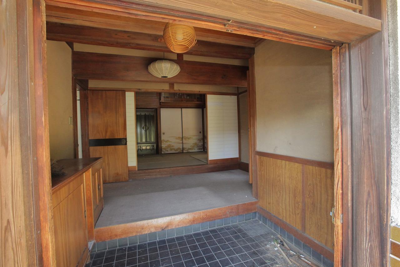 築115年 高級旅館のような平屋の家