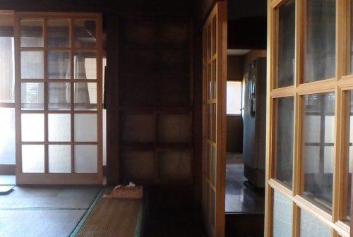 築120年 歴史を重んじる平屋の家