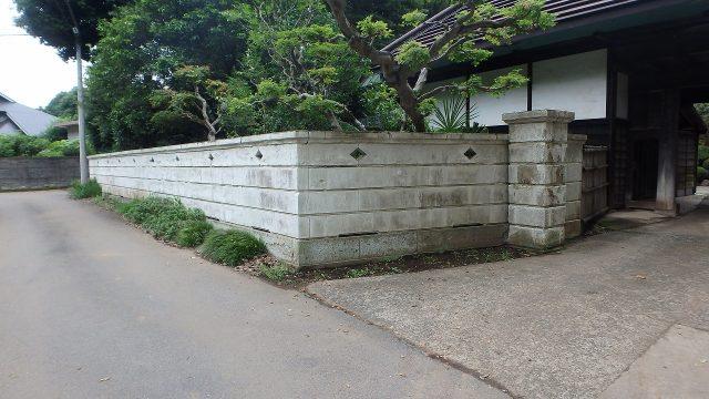 伝統技術がひかる長屋門